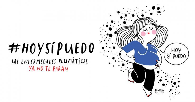 Agustina Guerrero participa en #HoysíPuedo con La Volátil