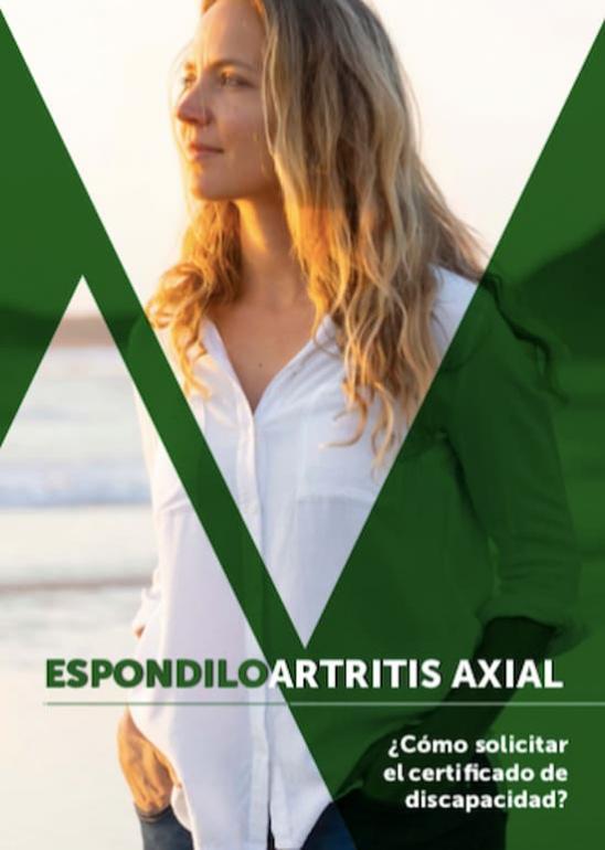 guía espondiloartritis